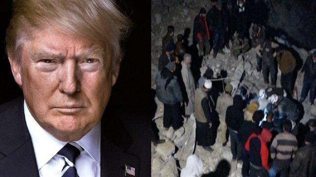   تقرير: ارتفاع عدد ضحايا الغارات الجوية من المدنيين في سوريا والعراق في عهد ترامب