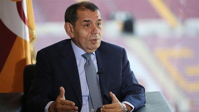 Başkan Özbek'ten Sneijder açıklaması-