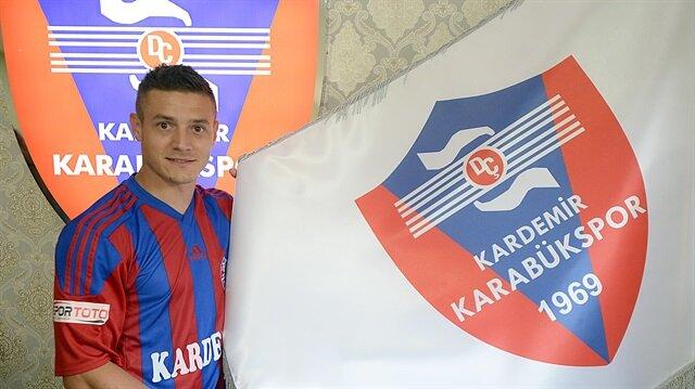 Kardemir Karabükspor, Gabriel Torje'yi kadrosuna kattı