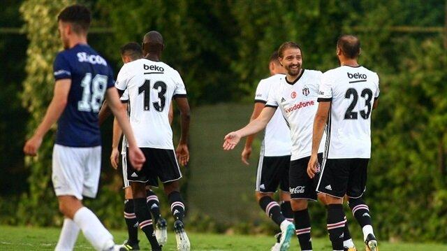Beşiktaş Fortuna Sittard maç özeti