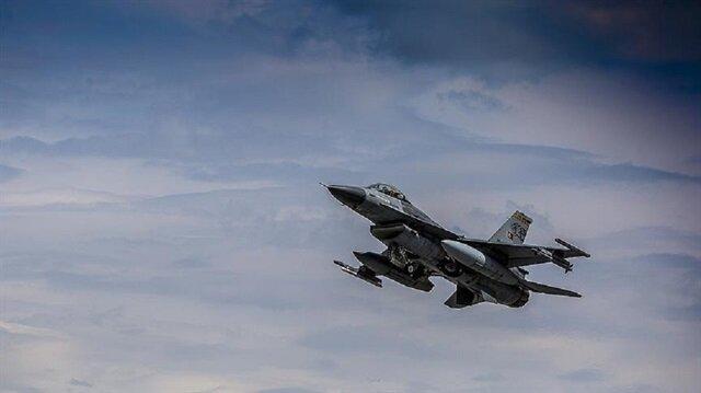 القوات التركية تلاحق أوكار بي كا كا الإرهابية شمالي العراق وتحيّد 3