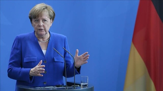Merkel Urges Talks To Resolve Airbase Row With Turkey