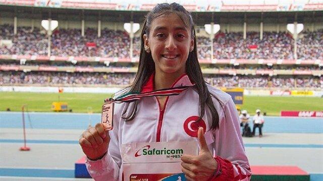 إنجاز تركيّ كبير ببطولة العالم ضمن ألعاب القوى تحت 18