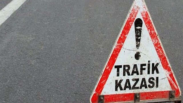 Kazada 14 kişi yaralandı.