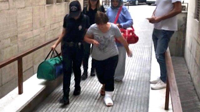 FETÖ şüphelisi öğretmen polisten kaçarken bacağını kırdı
