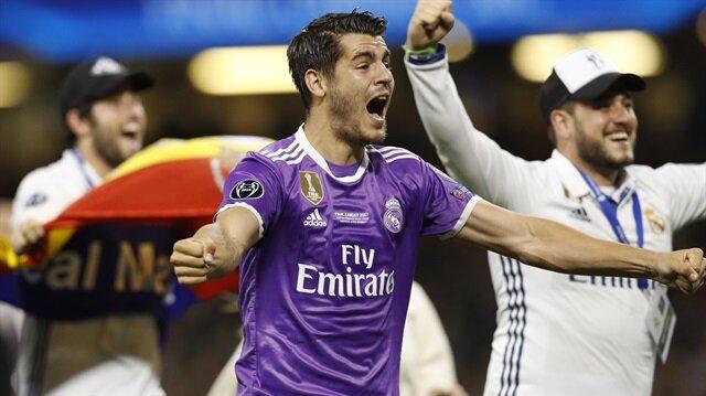 Morata gelecek sezon Serie A'da mücadele edebilir.
