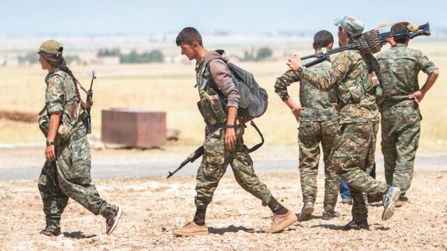 PKK Azez'e saldıracak