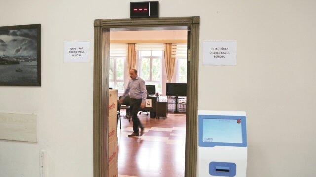 İstanbul Valiliği'nce Fatih İlçe Emniyet Müdürlüğü'nde büro oluşturuldu ve itiraz dilekçeleri alınmaya başlandı.