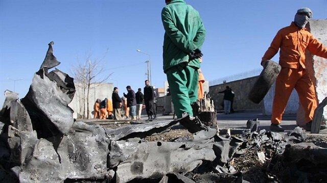Afganistan'da 2017'nin ilk yarısında yaşanan şiddet olaylarında bin 662 sivilin hayatını kaybetti.