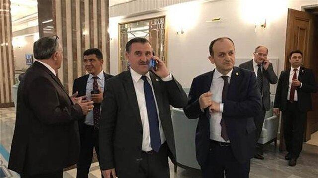 Spor Bakanı Osman Aşkın Bak'ın ilk sözleri<br>