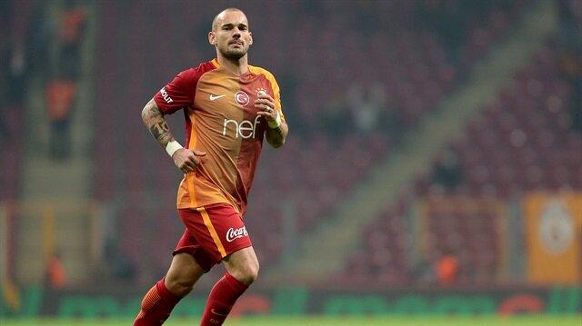 Sneijder'e teklif <br>yaptılar ama...