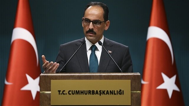Presidential spokesman slams Germany's foreign ministry statements