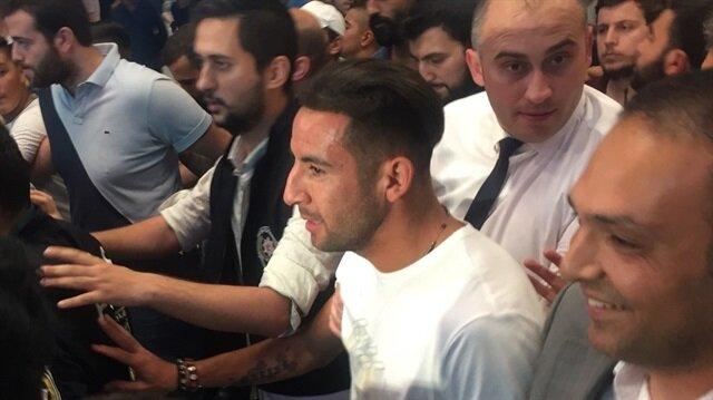 Fenerbahçe için geldi
