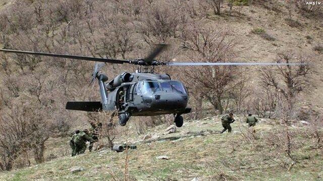 PKK terrorist on wanted list killed in eastern Turkey
