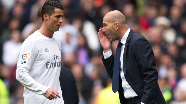 'Ronaldo bizimle kalacak'