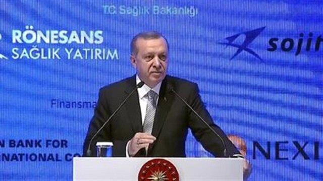 أردوغان: أبلغت الرئيس الإسرائيلي رفضنا وصف روّاد الأقصى بـ