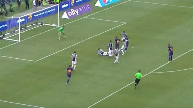 Juventus'u ipe dizdi
