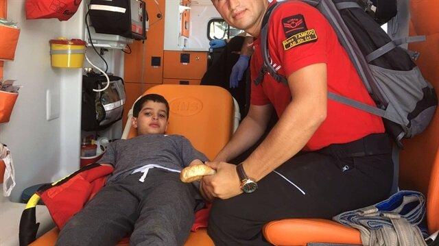 فرق الإنقاذ التركية تعيد طفلًا قطريًّا لأسرته بعد ساعات من فقدانه