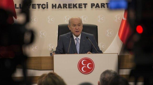 زعيم الحركة القومية التركية: الاعتداء على الأقصى اعتداء على جميع المسلمين