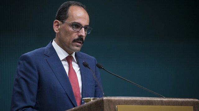 إبراهيم قالن: لا سبب منطقي لقطع العلاقات بين تركيا وألمانيا