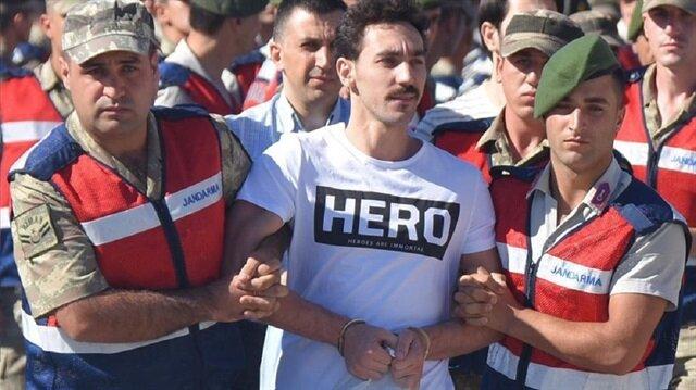 'Suikast timi' davasındaki 'Hero' tişörtünün sırrı çözüldü