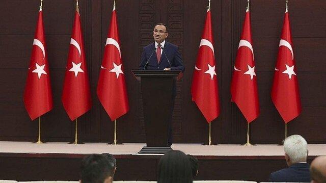 ما مهمّة نوّاب رئيس الوزراء التركيّ؟