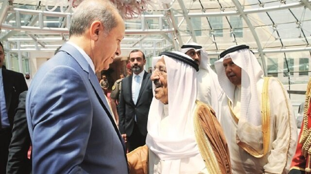 Erdoğan: Gulf tour, an important step to establish a climate of security