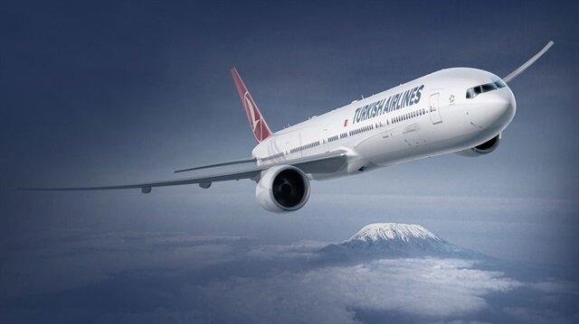 'THY Afrika'da en fazla noktaya uçan hava yollarından biri'