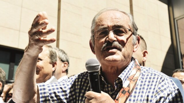Eskişehir Büyükşehir Belediye Başkanı Yılmaz Büyükerşen