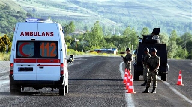 PKK militants kill 2 soldiers in Turkey's east