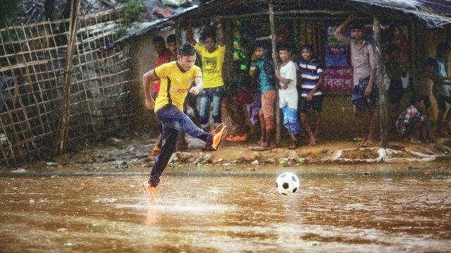 Rohingya mülteci ligi