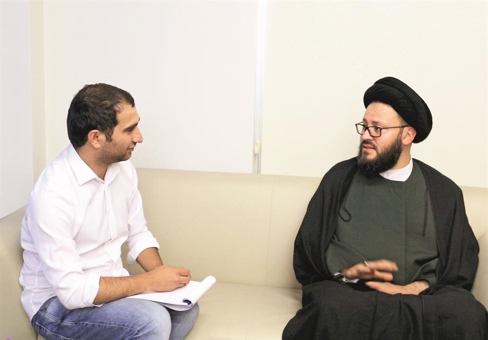 Lebanese Shiite leader Mohamed Ali al-Husseini spoke to Cihat Arpacık from Yeni Şafak.