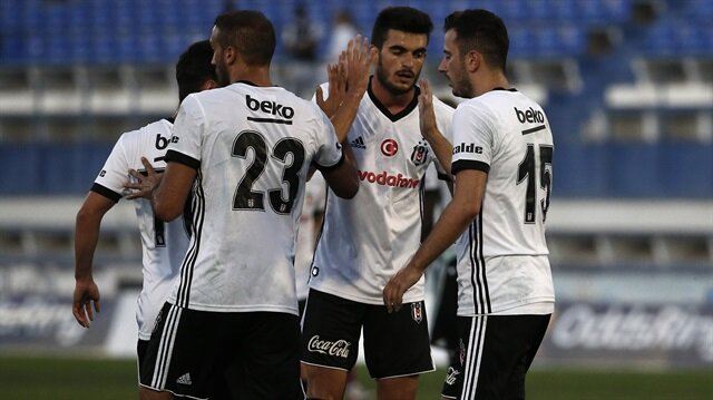 Beşiktaş'ta 10 numarayı Oğuzhan Özyakup giyecek.