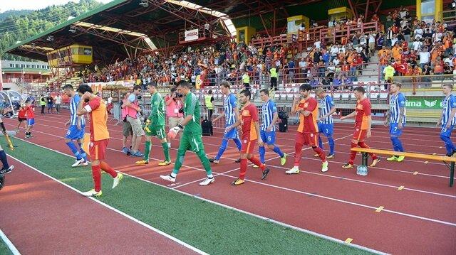 Galatasaray taraftarının sabrı taşıyor