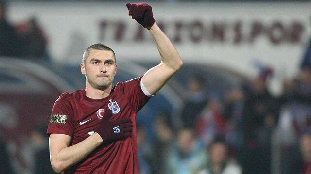 Trabzonspor'un Burak Yılmaz paylaşımı rekor kırıyor