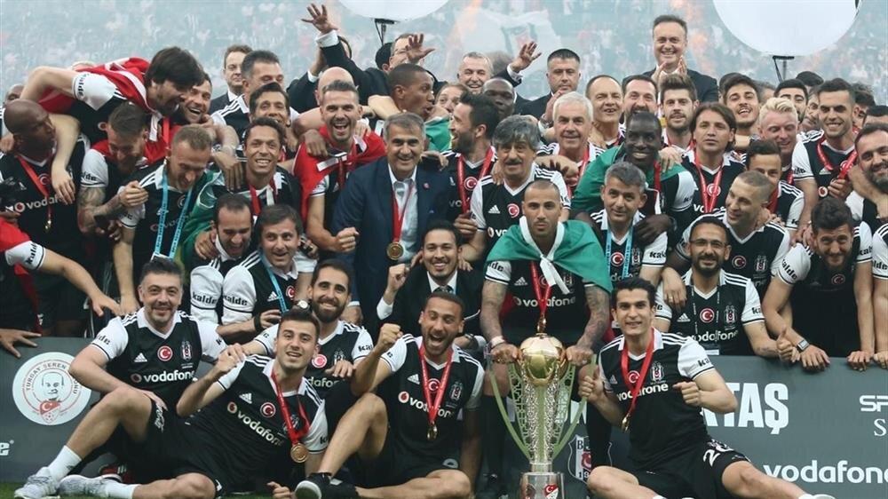 Beşiktaş, Süper Kupa'da 5. kez mücadele verecek.
