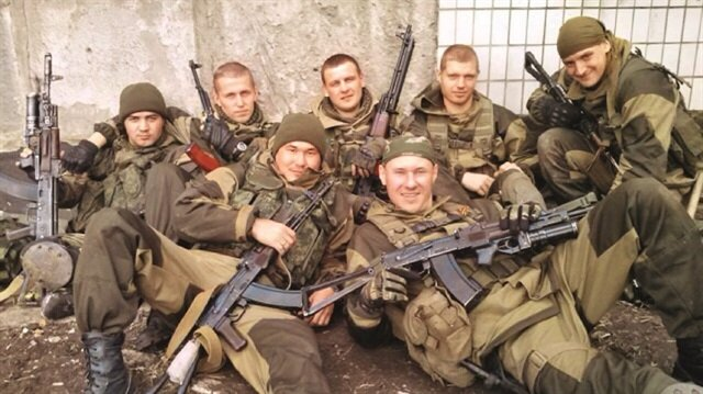 Wagner, Russian Blackwater in Syria