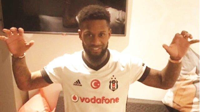 Lens Beşiktaş forması giydi
