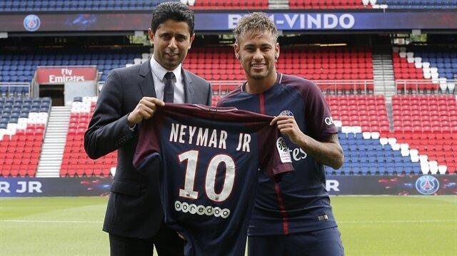 Neymar'ın PSG'ye transferi spor kamuoyunda büyük yankı uyandırdı.