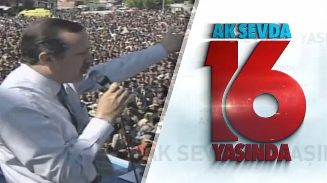 AK Parti'den çok özel video