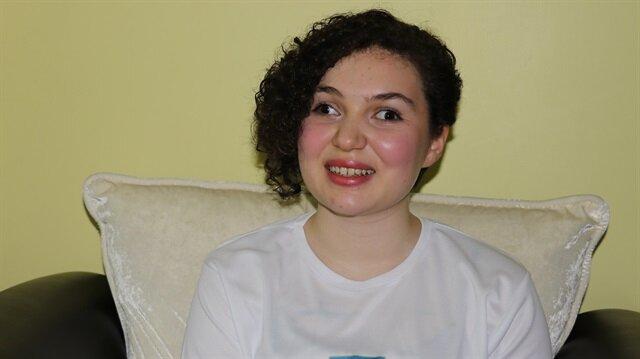 LYS şampiyonu görme engelli Fulya Boğaziçi'ni kazandı