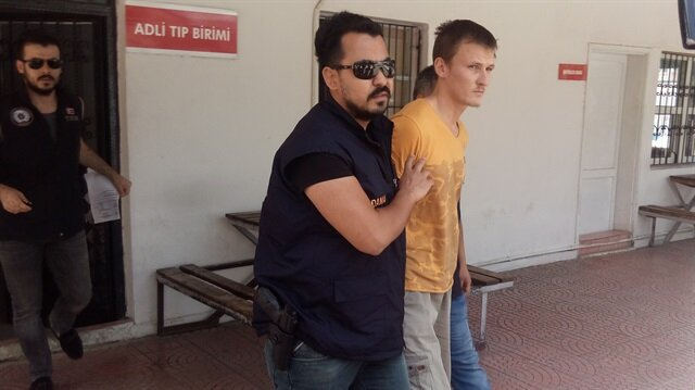 ISIS member from Russian Federation detained in Turkey's Adana