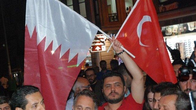 المساعدات التركية لقطر لم تتوقف عند هذا الحد بل مازالت مستمرة