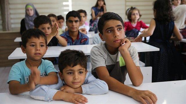 تركيا هي غصن الأمل التي يتمسك بها الأيتام السوريون