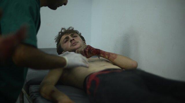 """سوريا.. إصابة 3 مدنيين في قصف لـ""""ب ي د"""" الإرهابي على مارع"""