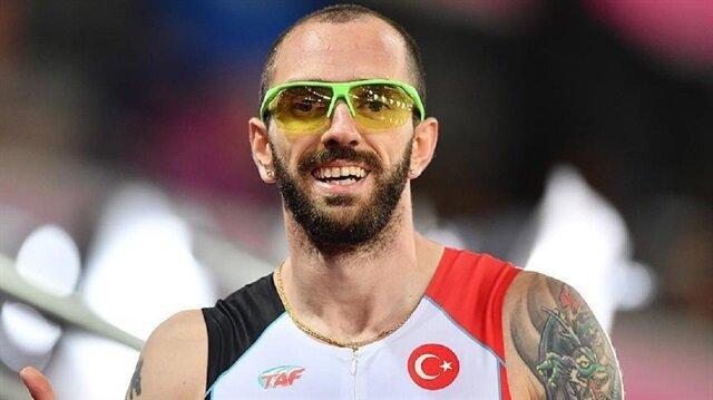 """""""غولييف"""" يمنح تركيا أول ذهبية بمونديال لندن"""