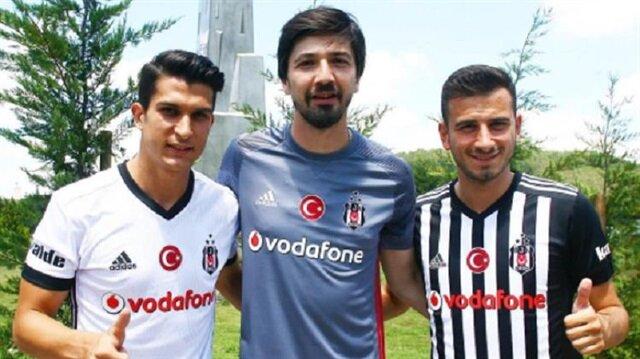 Beşiktaş Kulübü yeni sezon formalarını Oğuzhan Özyakup, Tolga Zengin ve Necip Uysal'la tanıtmıştı.