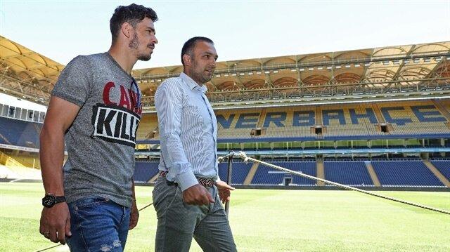 Fenerbahçe'nin 7 milyon Euro'ya kadrosuna kattığı Giuliano transferi FIFA'lık oluyor.