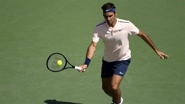 İsviçreli tenisçi, turnuvada Agut'u 2-0 yenerek son dört sporcu arasına kaldı.