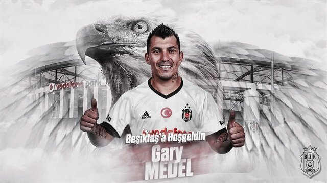Beşiktaş, Medel'le 3 yıllık sözleşme imzaladı